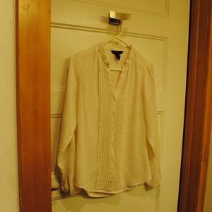 109. detailed tuxedo shirt